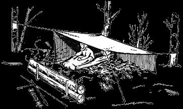 Ночлег в Палатке для экстрималов